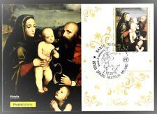 Italia 2019 : Natale Religioso - Cartolina Ufficiale Poste Italiane