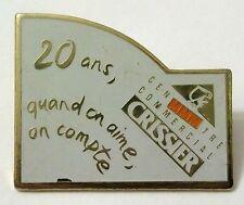 Pin Spilla Centre Commercial Crissier 20 Ans