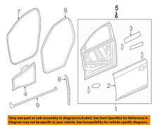 GM OEM-Exterior Moulding Clip-Plug 13500936