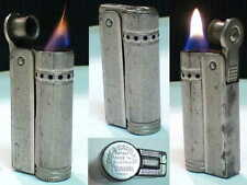 BRIQUET Ancien * IMCO Triplex Junior * Vintage fuel LIGHTER Feuerzeug Accendino