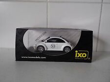 IXO  MODELS - VW NEW BEETLE - HERBIE PAINTWORK  - 1/43 SCALE - MOC015