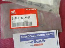 2 DEMI LUNES NEUVES ORIGINE HONDA DAX ST 70 + LISTE REF. 14781-001-010 A 7 EUROS