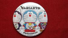 Doraemon Variarts SDCC 2015 Comic Con Metal Pinback Pin Badge Button BRAND NEW