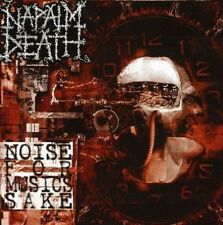 Noise for Music's Sake 5055006526615 by Napalm Death CD