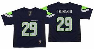 Outerstuff NFL Kids Seattle Seahawks Earl Thomas III #29 Mid-Tier Jersey