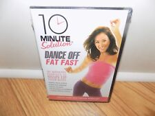 10 Minute Solution - Dance Off Fat Fast (DVD, 2008) BRAND NEW, SEALED