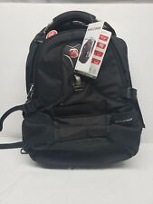 SWISSGEAR ScanSmart Laptop Backpack Sa2769 With Tags Black