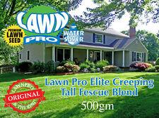Lawn Pro Elite RTF Creeping Tall Fescue Lawn Seed Blend 500gm Premium Quality