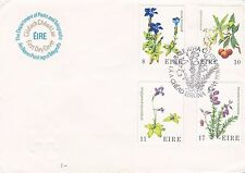 IRELAND 1978 FIRST DAY COVER FLOWERS