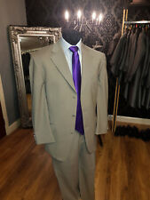 MJ-128B BEIGE 2 PIECE LOUNGE SUIT WEDDING/FORMAL/OCCASION/CRUISE