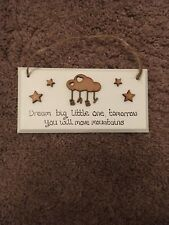 New Baby Gift Mum To Be Baby Shower Gift Adoption Gift Nursery Twins Gift Plaque