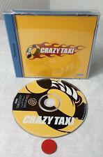 Crazy Taxi    Dreamcast   Sega   gebraucht in OVP