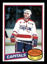 MIKE GARTNER RC 80-81 O-PEE-CHEE 80-81 NO 195 EXMINT+  18483