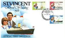 3 Elizabeth II (1952-Now) British Colony & Territory Stamps