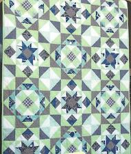Little King Quilt pattern by The Cloth Parcel for Checkers