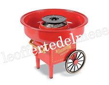 MACCHINA per ZUCCHERO FILATO Cotton Candy stile Carretto Luna Park Howell
