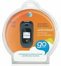 ZTE Z222 Go Phone (AT&T) New Factory Sealed