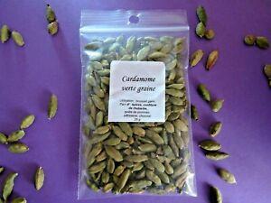 Cardamom Green Seed 25 G Rice Desserts Mulled Wine Tea Drinks Warm Cake