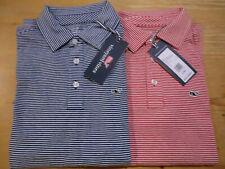 Vineyard Vines L/S Edgartown Polo Shirt, NWT - Boys L (16) + XL (18) - Striped