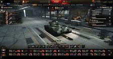 WOT EU account, 50+ premium tanks and more