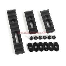 Polymer Tri Rail Set Extension for MOE Handguard Black