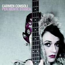 Per Niente Stanca - The Best Of [2 CD] - Carmen Consoli UNIVERSAL MUSIC