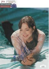 NANCI GRIFFITH Signed Autograph Photo 8x10 JSA Country Music