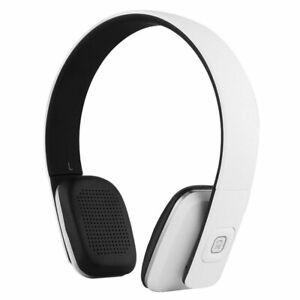 Bluetooth Headset Handsfree Headphone Hifi Earphones with Mic for iPhone Samsung