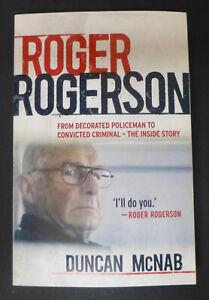 Roger Rogerson: Duncan McNab ( Australian True Crime )