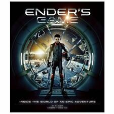 Ender's Game Inside the World of an Epic Adventure by Jed Alger 2013, Hardcover