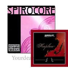 YDC Platinum Cello Set 4/4 Spirocore Tungsten G,C - Kaplan  A,D