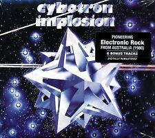 Cybotron Implosion - New CD - Collector's Item - Electronic Rock - Free Postage
