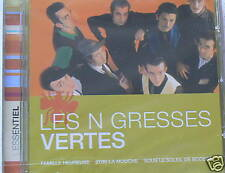 L'ESSENTIEL : LES NEGRESSES VERTES - (CD)  NEUF SCELLE