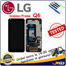 Display Lcd Touch Schermo Screen + FRAME per Lg Q6 LGM700A M700 M700A M703 US700