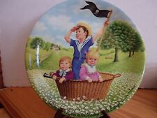 Pirate Story/Linda Worrall#3803A 1986 Collector Plate