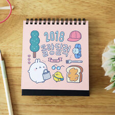 [MOLANG #SHOP] Molang 2018 Mini Calendar KOREA OFFICIAL NEW