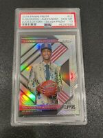 SHAI GILGEOUS-ALEXANDER - 2018-19 PRIZM - SILVER LUCK OF THE LOTTERY - PSA 10