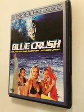 Blue Crush (Thriller 2002) Dvd film di John Stockwell. Con Kate Bosworth