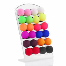 12Pair/Lot Multicolor Acrylic Ball Stud Earrings Women Girl Gift Jewelry