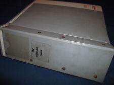 CASE 1550 CRAWLER TRACTOR DOZER SERVICE SHOP REPAIR BOOK MANUAL OEM ORIGINAL