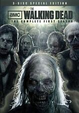 Walking Dead The Complete First Season Special Edition (3 Dis 2011 DVD New)