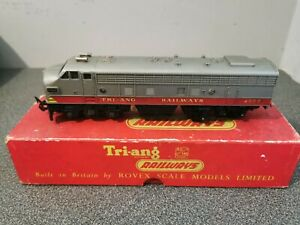 TRIANG R55 TRANSCONTINENTAL TC DIESEL LOCOMOTIVE 4008 BOXED
