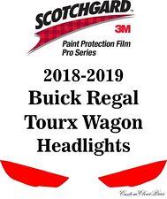 3M Scotchgard Paint Protection Film Pro Series 2018 2019 Buick Regal Tourx Wagon