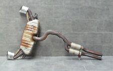 Original Audi RS3 8V 2.5 TFSI Klappenauspuff Auspuffanlage Abgasanlage Auspuff