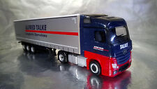 "* Herpa 307499  Mercedes Benz Actros Streamspace Curtain ""Talke"" 1:87 H0 Scale"