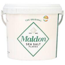 Maldon Salt Sea Salt Tub 1500g