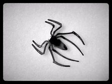 3D Silver Spider Metal Car Sticker,Chrome,Auto,Motorcycle,Decals,SELF ADHESIVE