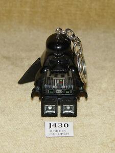 LEGO Key Chain: Star Wars: 825068 LED Key Light Darth Vader (LEDLITE) KEYRING