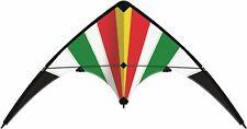 Sportlenkdrachen Lucky Loop 100 x 56 cm Lenkdrachen Drachen Windspiel