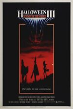 HALLOWEEN III SEASON OF THE WITCH MOVIE POSTER SS 1 SHEET NM ORIGINAL 27x41